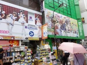 A branch of MaiDreamin', next to Kotobukiya