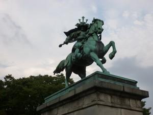 Statue of Mabushige