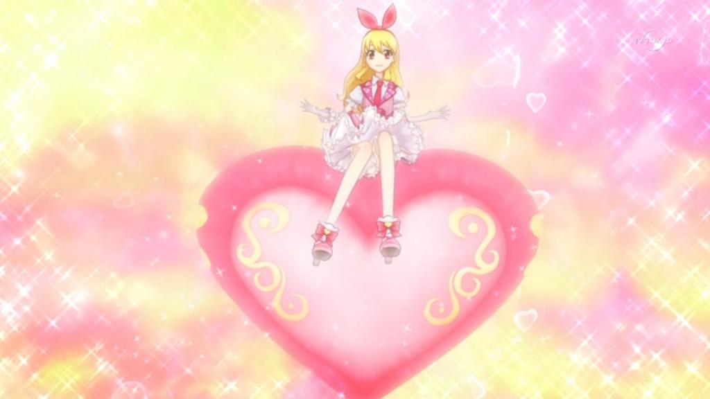 Ichigo pulls off a special appeal